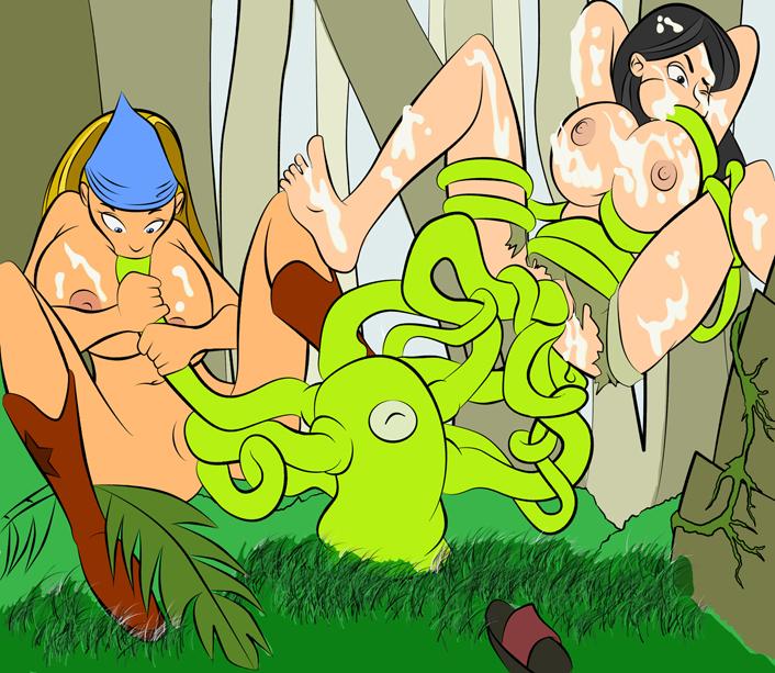 hentai total lindsay island drama Amazing world of gumball nude