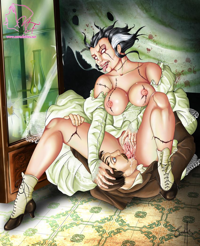 bride of frankenstein Naruto and haku lemon fanfiction