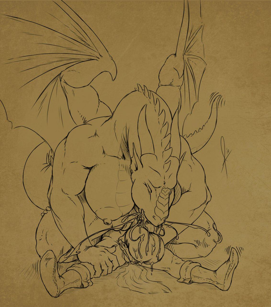 here e621 be there dragons Baka na imouto o rikou ni suru no wa ore no xx dake na ken ni tsuite episode 1