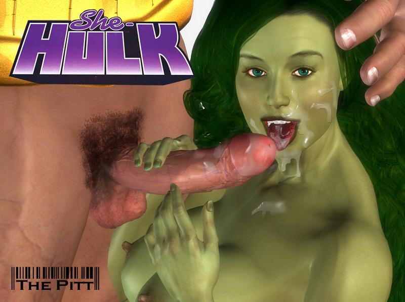 and hulk hulk she porn Aoi sekai no chuushin de anime
