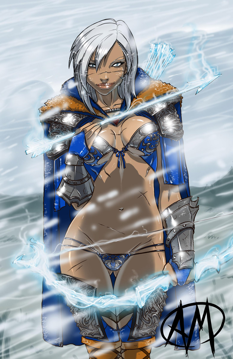 league evil super of doomageddon Girl squirrel from ice age