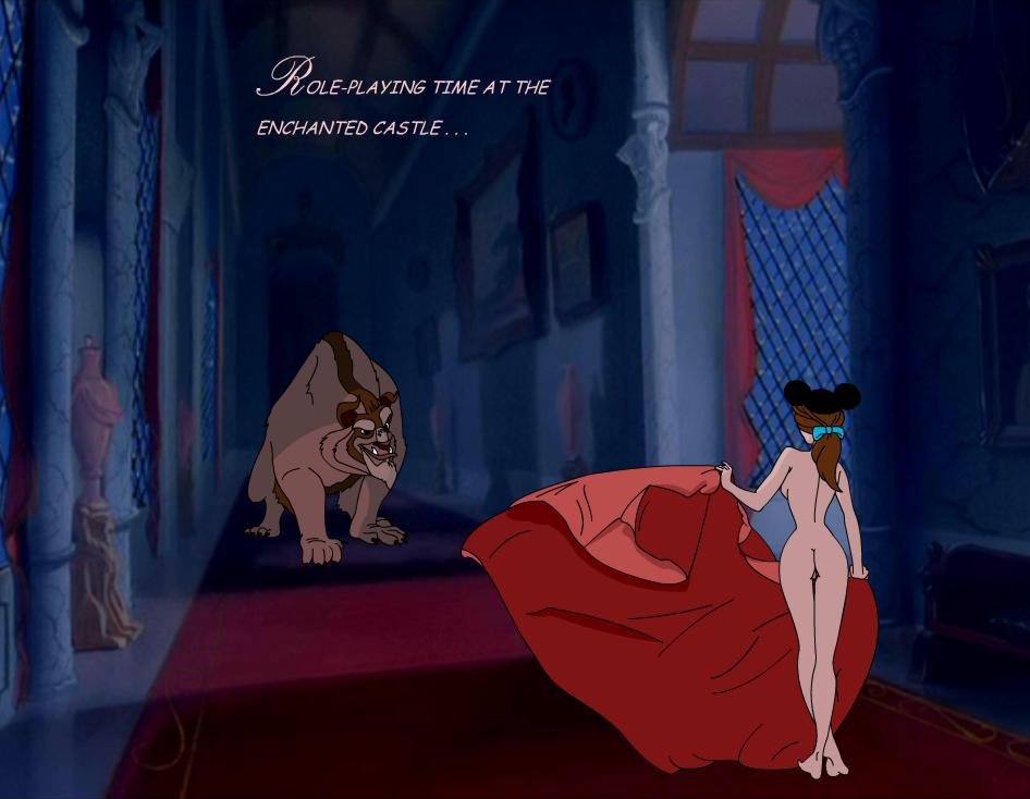 beast the and beauty belle nude Kingdom hearts aqua and kairi