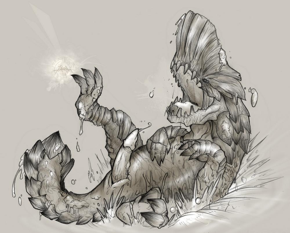 elf ears monster world hunter Sekai meikyuu de harem o