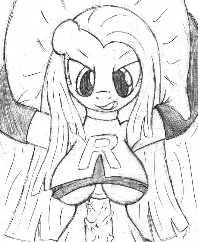 pony my vs pokemon little Ouran highschool host club doujinshi