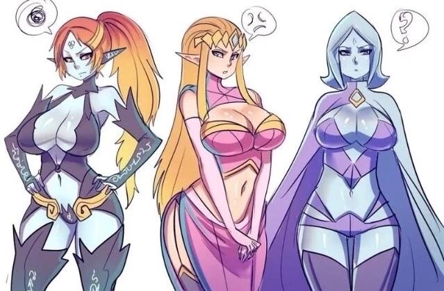 princess ultimate smash zelda fanart Maiden of the blue eyes