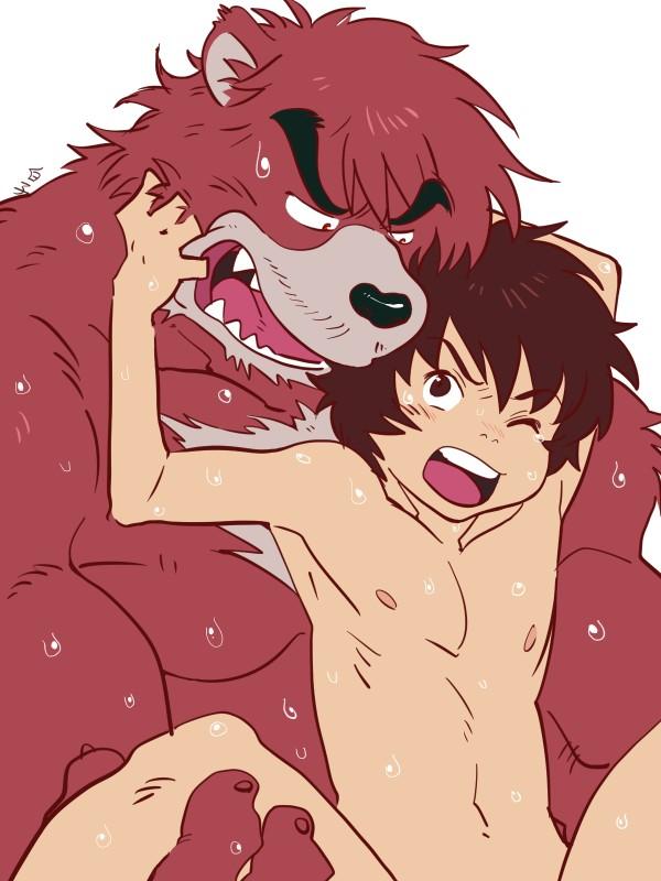 raven and comics beast porn boy Saijaku muhai no shinsou kiryuu anime