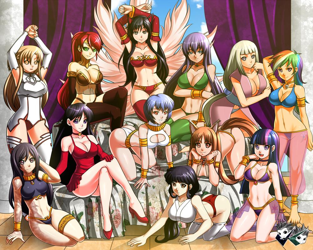 dead the girls of highschool Amatsuka megumi (gj-bu)