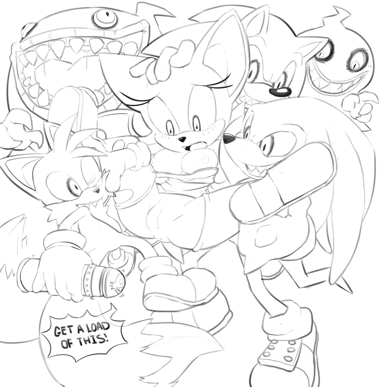 girl tails sonic from is a How old is maya fey