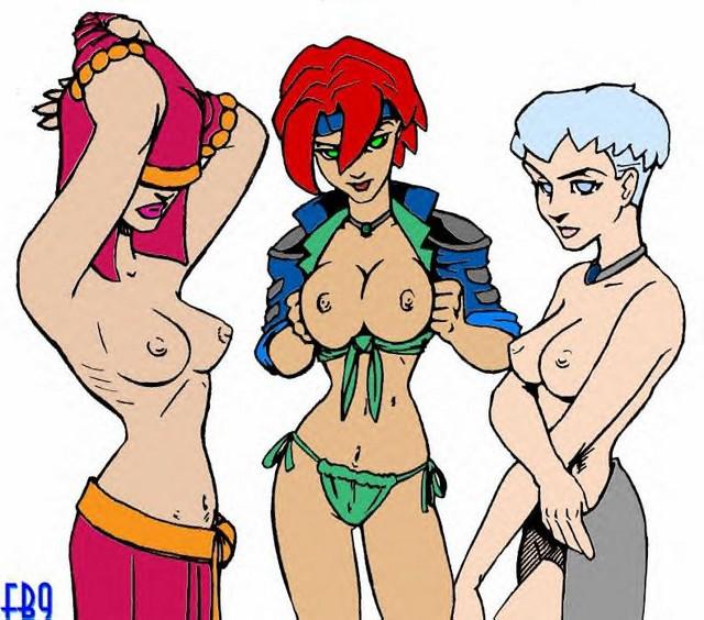 sidonia of knights Grand theft auto v nudity