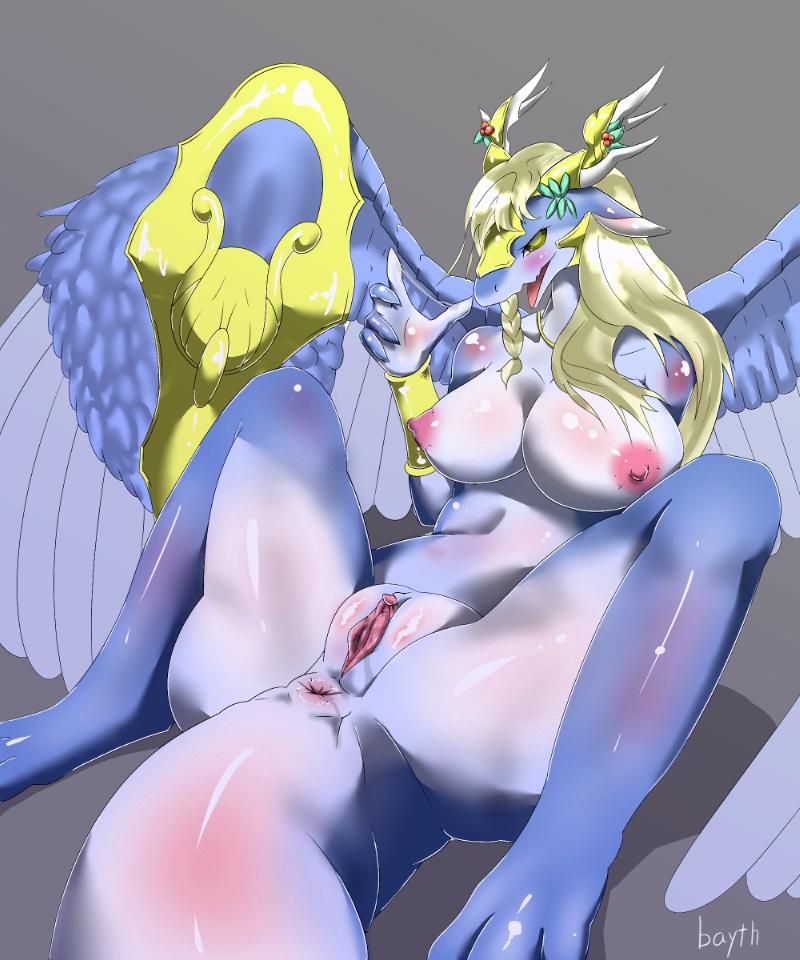 of spider lesbian queen mars Dragon ball super bulma tits