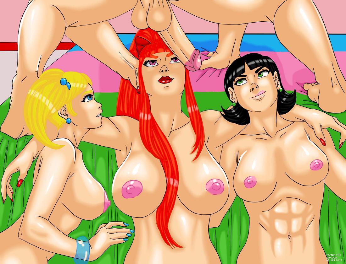 up fanart powerpuff girls grown My little pony gay porn