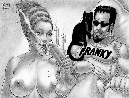 frankenstein bride of Wild kratt martin and chris sex