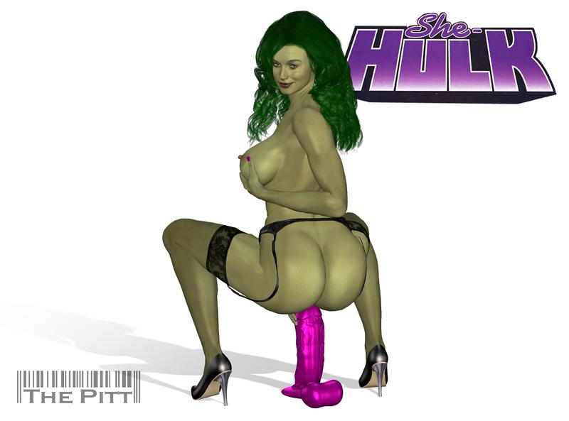hulk she hulk and porn Kawaiikereba hentai demo suki ni natte kuremasu ka