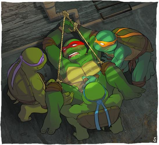 xxx ninja turtles mutant teenage Gears of war anya nude