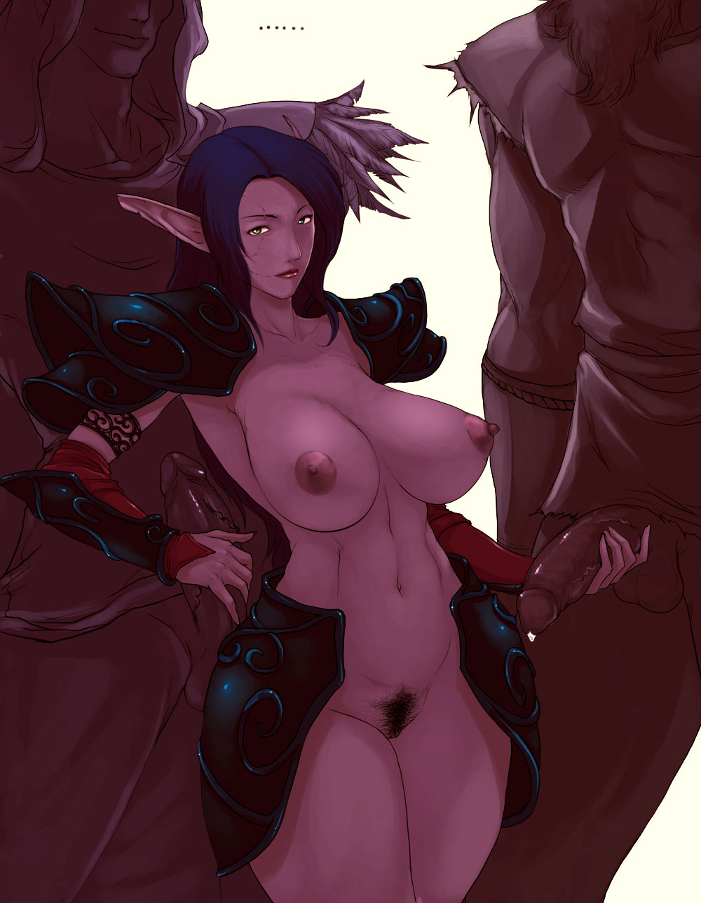 elf-san_wa_yaserarenai. Dragon age inquisition dwarf female