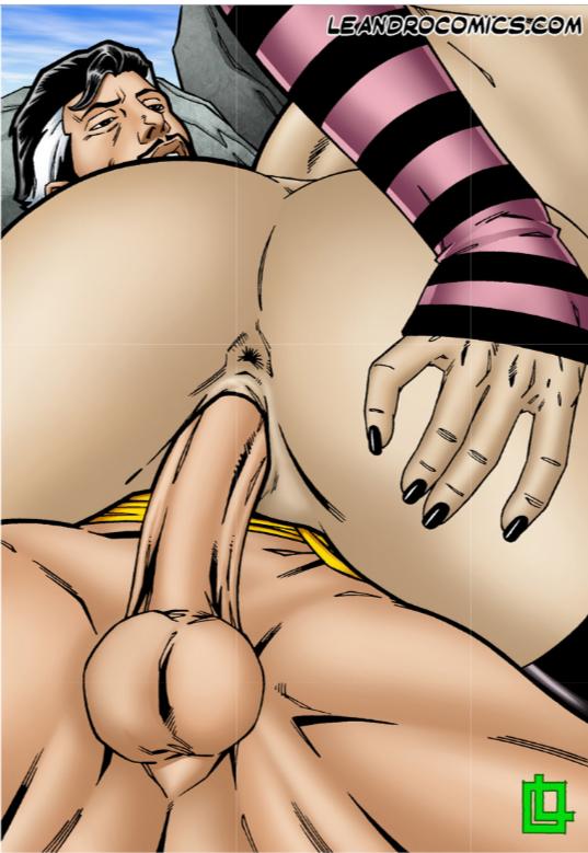 hugo vs strange doctor strange Launch in dragon ball super