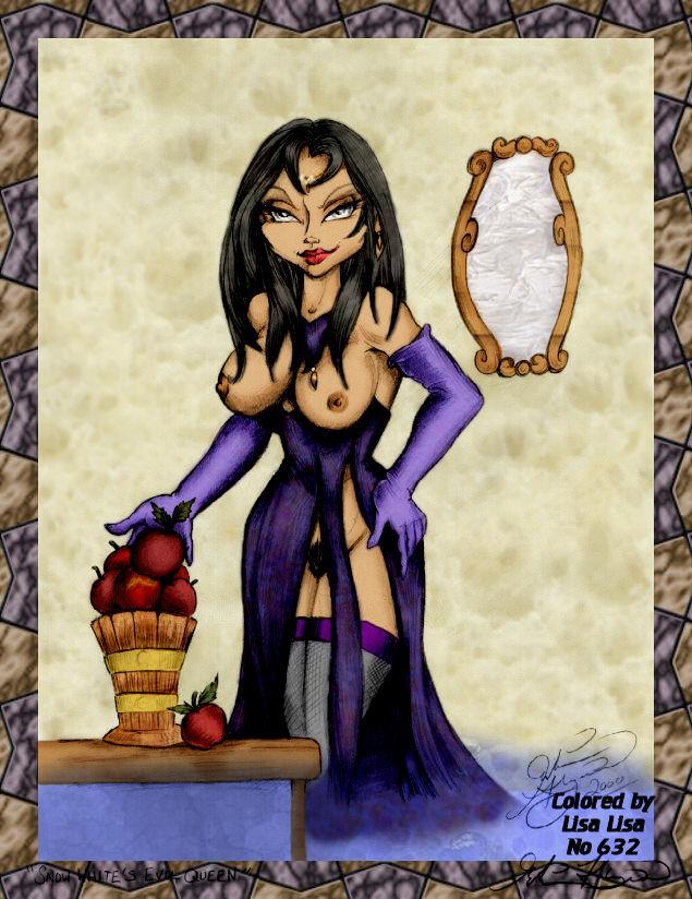 spider queen the elise, Marceline the vampire queen nude