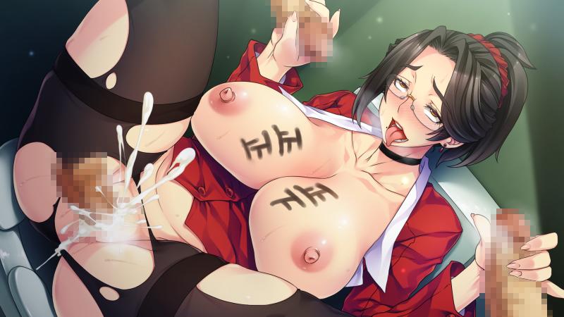 okaasan kyonyuu the hamerarete ni furyou suru jusei animation Ren & stimpy naked beach frenzy