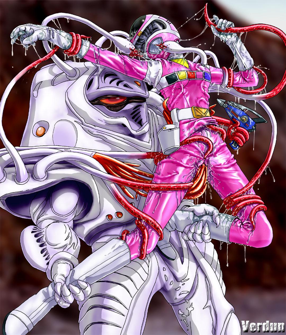 storm power rangers marah ninja Shin megami tensei iv apocalypse nozomi