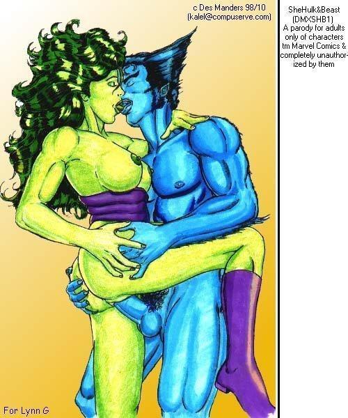 hulk porn and hulk she Chica five nights at freddy's