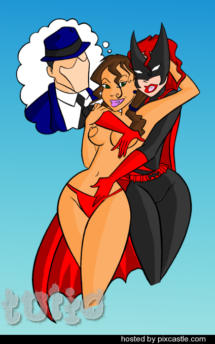 action league justice Scourge of the evil hentai gif