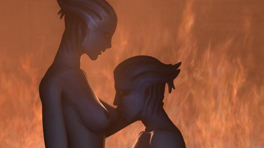 naked mass peebee andromeda effect Girls_frontline