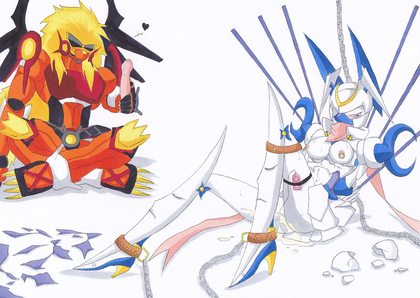 sleuth dianamon story cyber digimon Who is pein in naruto