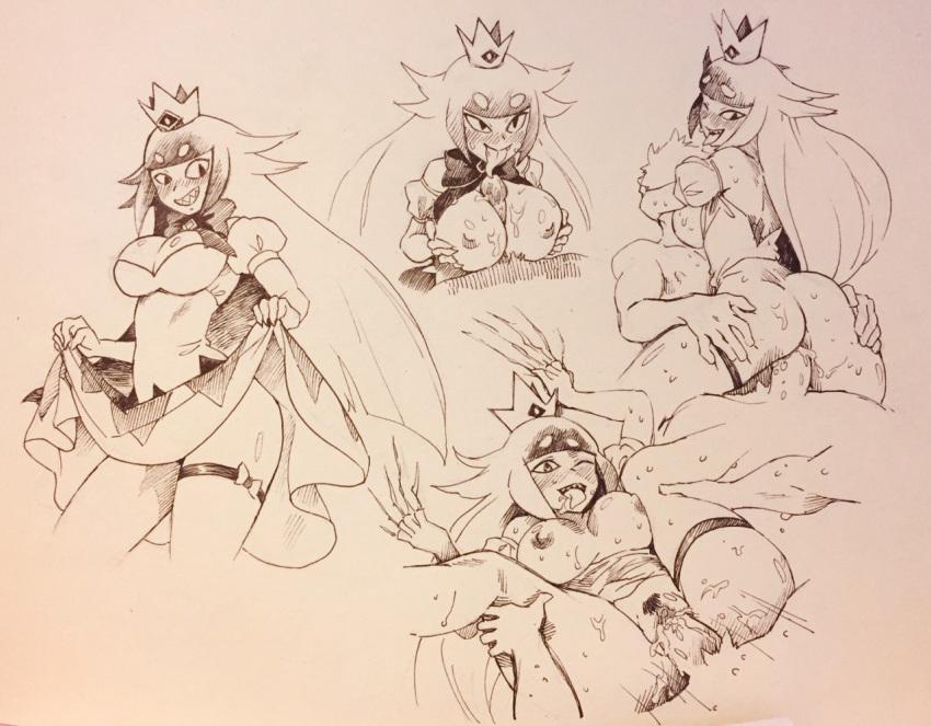 princess principal and princess ange Android 21 majin