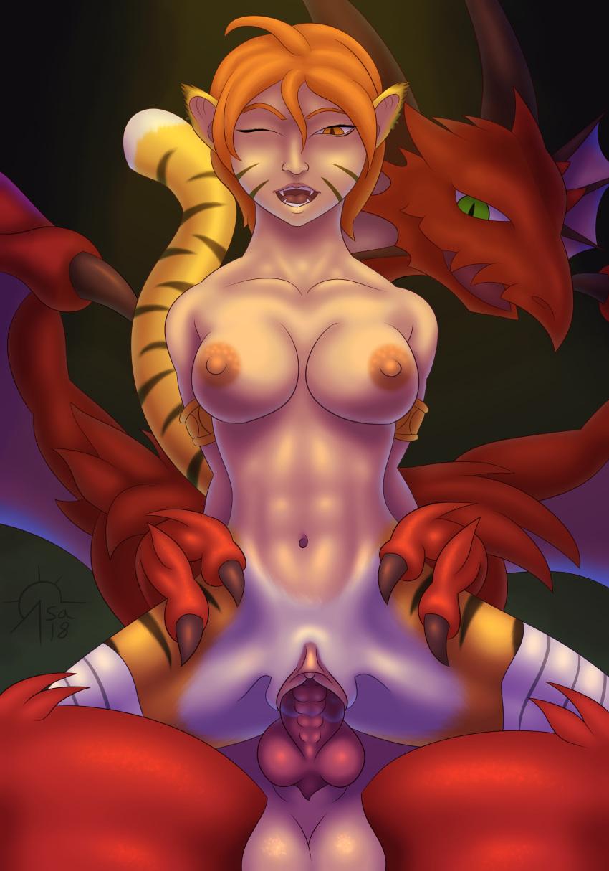 fire: quarter breath of dragon Caballeros del zodiaco lost canvas