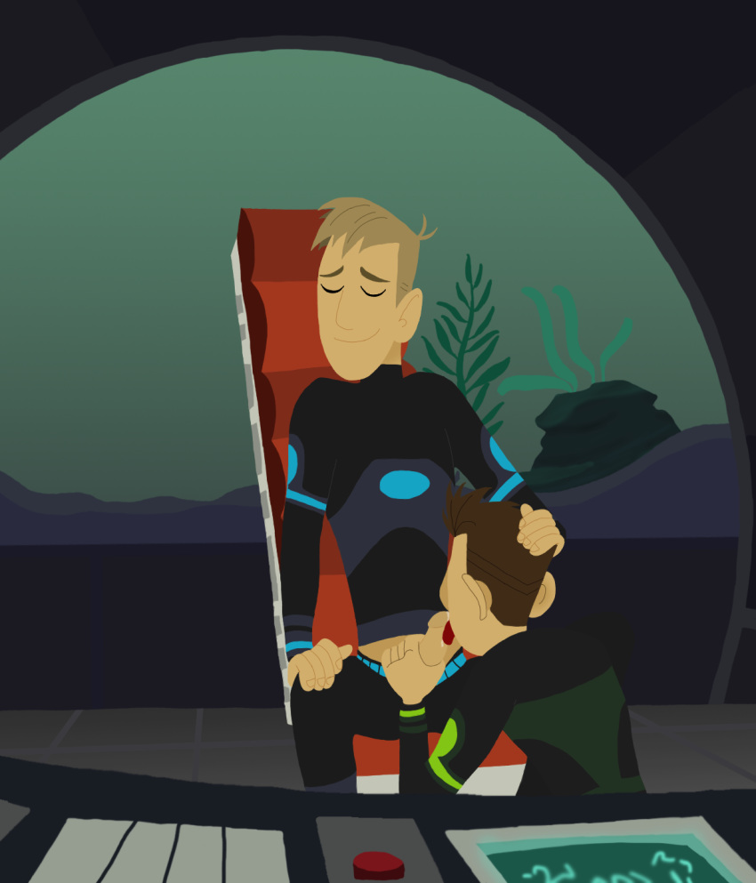 fanfiction chris kratts and wild aviva Roblox how to be a guest