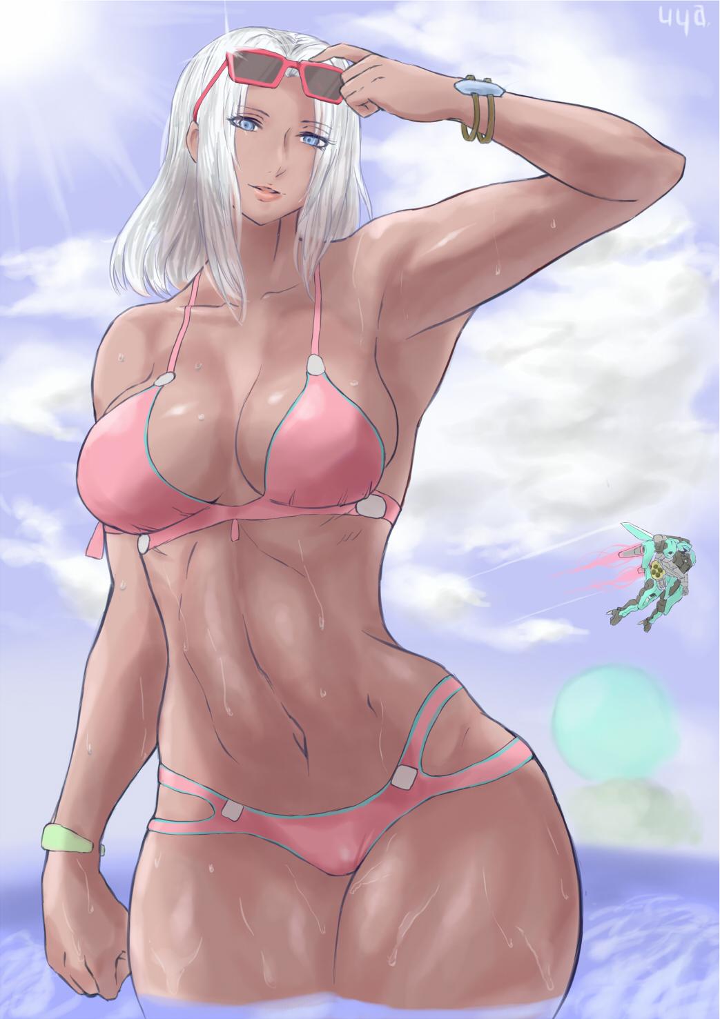 xenoblade comic porn chronicles 2 Dragon ball super bulma boobs