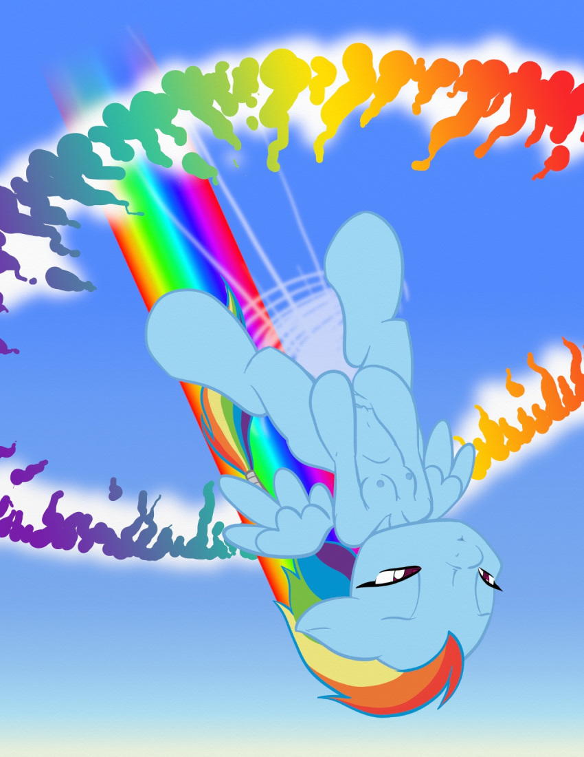 rainbow hentai pony my little dash Night in the woods gregg cups