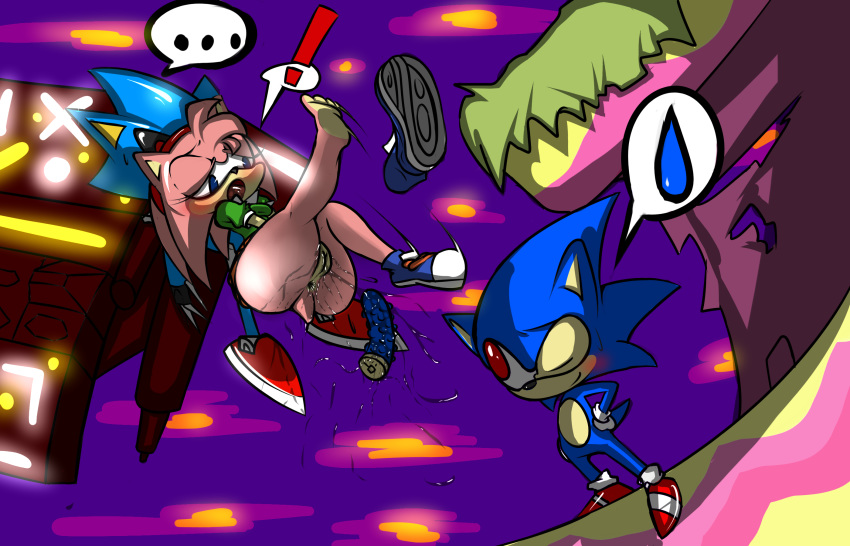 tails werehog the the werefox sonic and Mass effect andromeda sara ryder nude