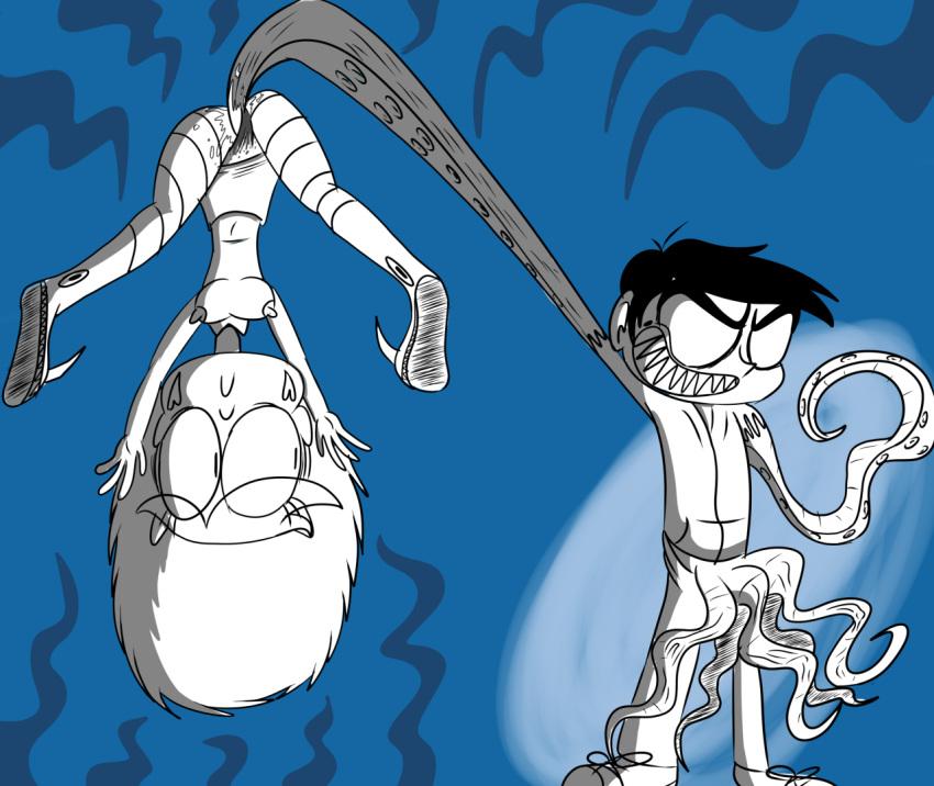 evil star vs Tuki shantae half genie hero