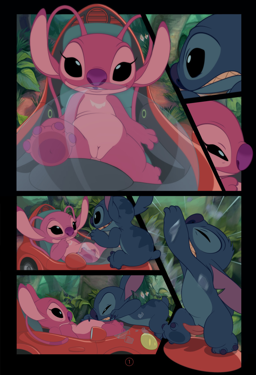 and stitch lilo sex comic Metro conflict the origin characters