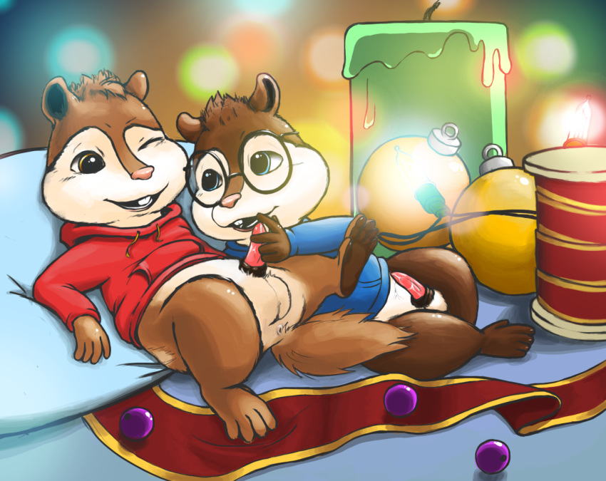 alvin chipmunks alvin and the and W-oo-t art